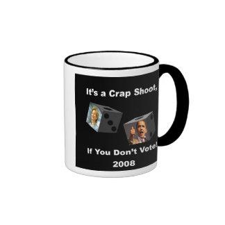 crapshoot ringer mug