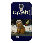 Crash 2  Not Again! Galaxy S4 Cases