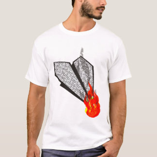 Crash and Burn T-Shirt