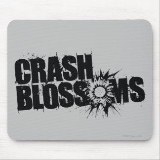 Crash Blossoms Mouse Mat