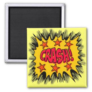 Crash Fridge Magnets
