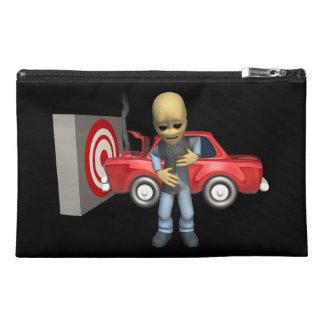 Crash Test Dummy Travel Accessories Bag