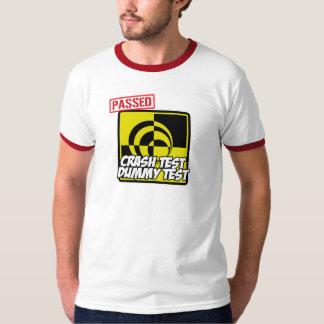 crash test dummy test.... T-Shirt