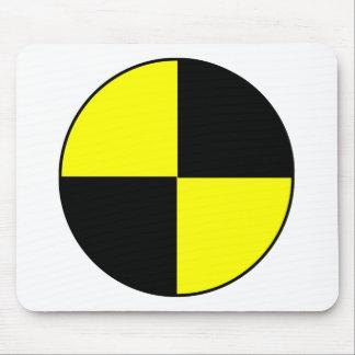 Crash Test Mouse Pad