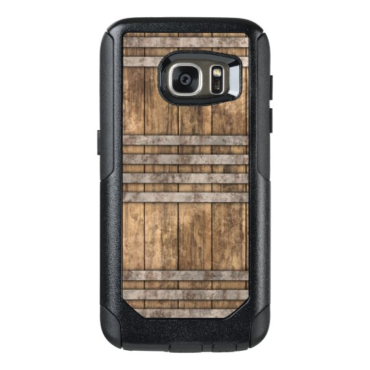 Crate and Barrel Wood OtterBox Samsung Galaxy S7