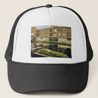 Crate Brewery Canal Side River Lea Trucker Hat