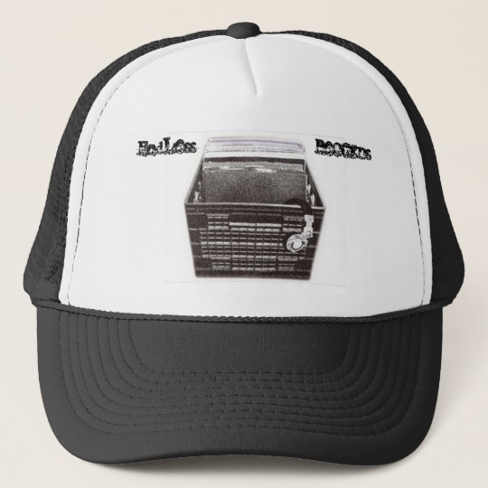 Crate O Funk Trucker Hat