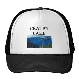 crater lake trucker hat