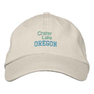 CRATER LAKE cap