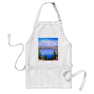 Crater Lake Design Standard Apron