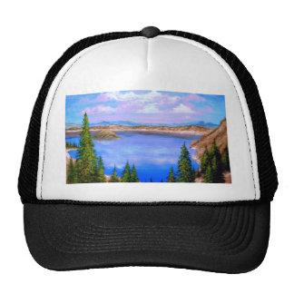 Crater Lake Design Cap