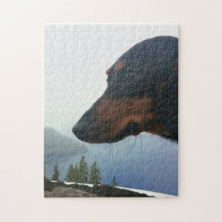 Crater Lake Jigsaw Puzzle