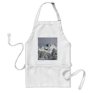 Crater Lake Mountains Standard Apron