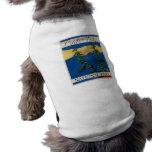 Crater Lake National Park Doggie Tee Shirt