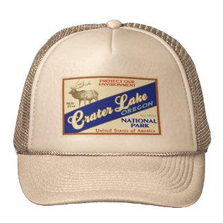 Crater Lake National Park (Elk) Hats