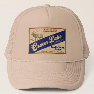Crater Lake National Park (Elk) Trucker Hat