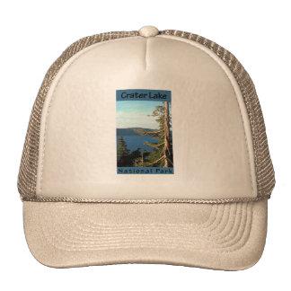 Crater Lake National Park Mesh Hats