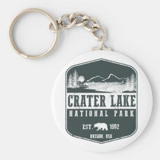 Crater Lake National Park Key Ring