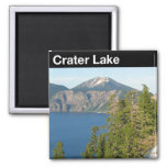 Crater Lake National Park Magnets