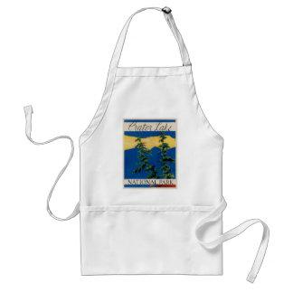 Crater Lake National Park Standard Apron