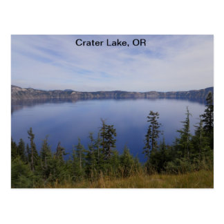 Crater Lake, OR Postcard