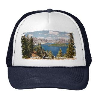 Crater Lake Oregon Hat
