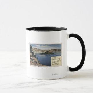 Crater Lake, Oregon - Observation Mug