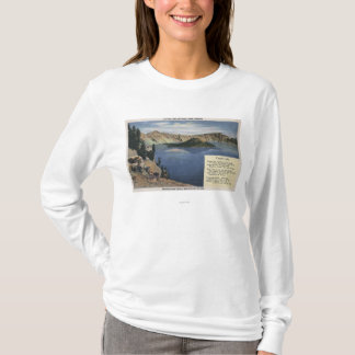 Crater Lake, Oregon - Observation T-Shirt