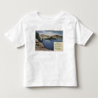 Crater Lake, Oregon - Observation Tees