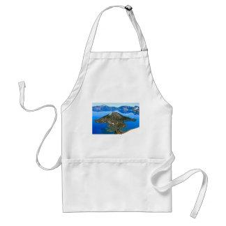 Crater Lake, Oregon Standard Apron