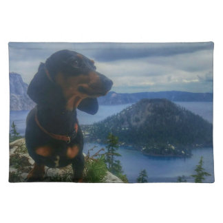 Crater Lake Placemat