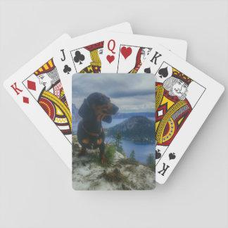 Crater Lake Playing Cards