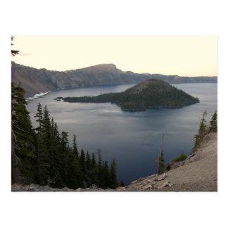 Crater Lake Postcards