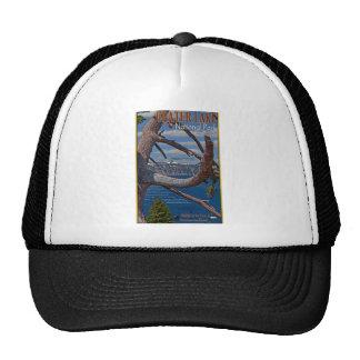 Crater Lake - Summer 2011 Hats