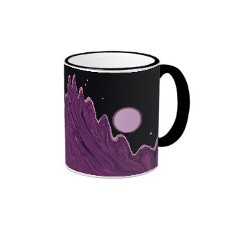 Crater Coffee Mugs