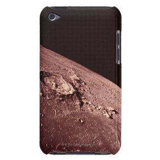 Crater on the Moon iPod Touch Cover