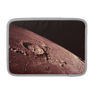Crater on the Moon Sleeve For MacBook Air