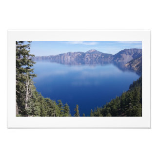 """Crater with Waters"" Crater Lake Photo Prints"