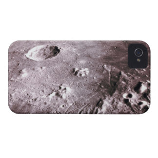 Craters on the Moon iPhone 4 Case