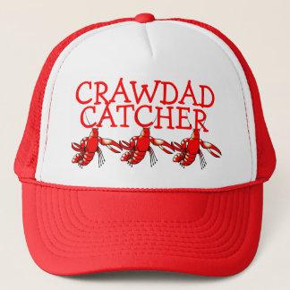 Crawdad Catcher Trucker Hat