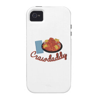 Crawdaddy Meal iPhone 4/4S Cover