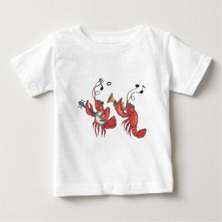 Crawfish Band 1.pdf Baby T-Shirt