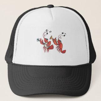 Crawfish Band 1.pdf Trucker Hat
