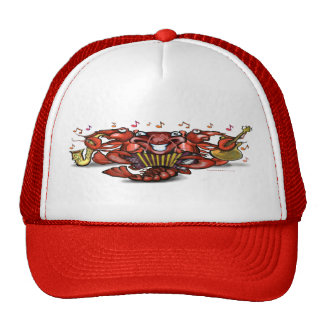 Crawfish Band Cap