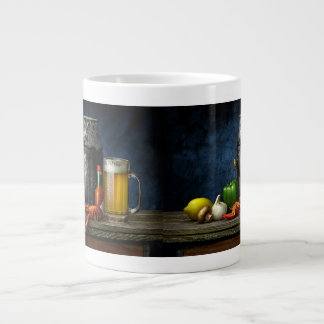 Crawfish & Beer Coffee Mug