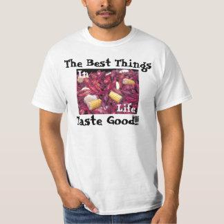 crawfish best-things-life-taste-good T-Shirt