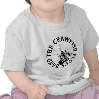 Crawfish Blues Band (black) Tee Shirt