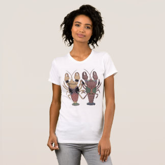 Crawfish color T-Shirt