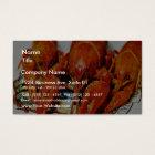 Crawfish Crawdads Craytfish Business Card