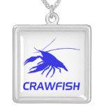 Crawfish (Crayfish) Necklace